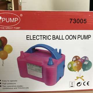 Electrical balloon pump for rent