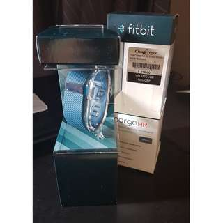 Fitbit Charge HR - Blue