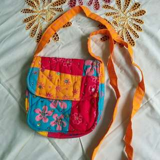 NEW Girl Sling Pouch