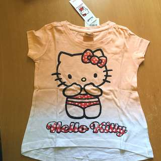 Brandnew Hello Kitty T-shirt