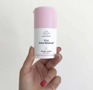 TLC Sukari Babyfacial Drunk Elephant 15ml