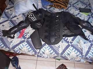 Motorcyle vest