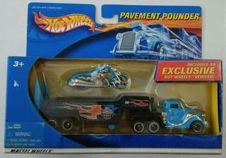 Hotwheels Hot Wheels Pavement Pounder