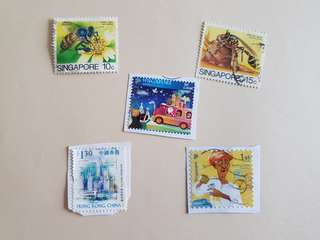 Cheap and nice stamps