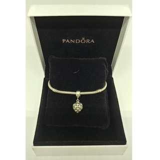 Pandora 潘朵拉 手鍊 17CM 漢神購買