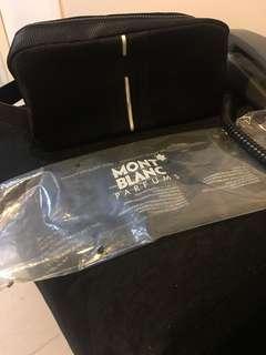 Mont blanc Toiletry bag