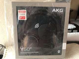 Brand new AKG headphones