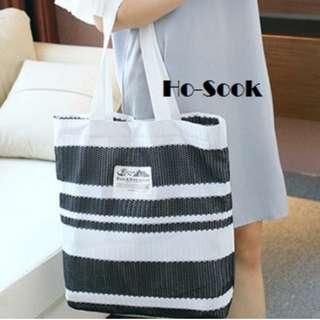 Ho-Sook Lace Tote Bag.
