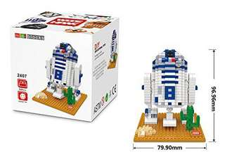R2-D2 Mini Blocks