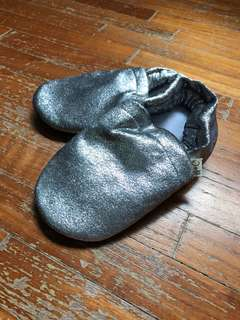 Brand new Greyson and Cole fabric shoes (16cm)
