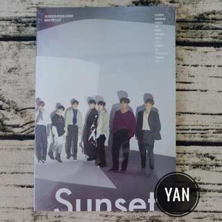 [Ready Stock] SEVENTEEN - Director's Cut' : Sunset ver. (with poster)
