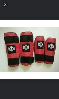 KIK TKD taekwondo gear (set)