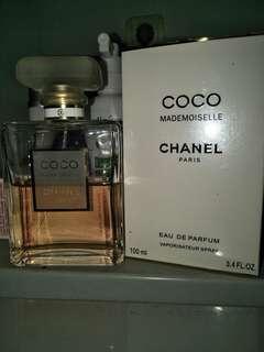 Chanel coco mademoiselle eau de parfume edp
