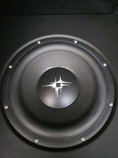 Peerless Woofer 10' (Single Mangnet Dual Coin)
