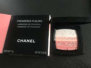 Chanel Blusher 2018 limited edition