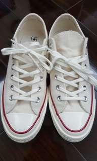 Converse 黑標帆布鞋