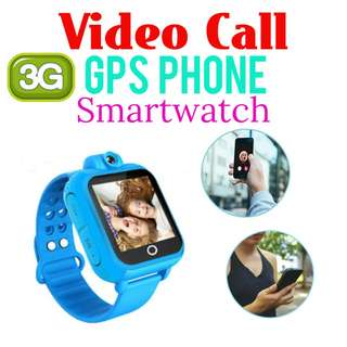 VideoCall GPS Tracking Kids Phone Watch