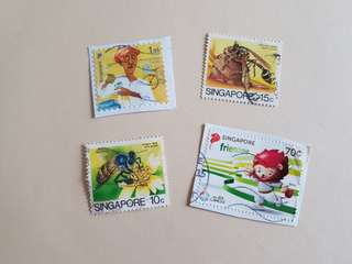 Singapore Stamps 28th Sea Games