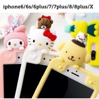 日本代購Sanrio手機殼