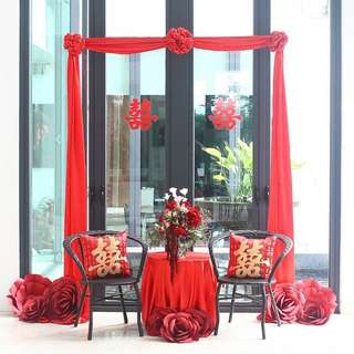 Wedding Deco & Props & Artificial Flowers & Paper flowers