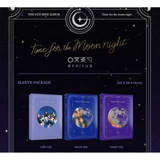 GFRIEND - Time For The Moon Night