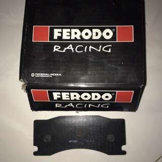Ferodo ds2500 for alcon mono 6