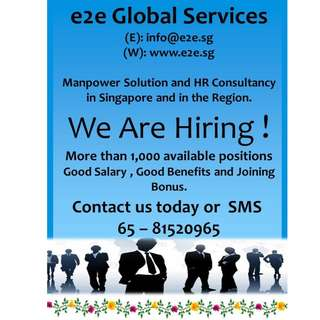 URGENT! Security Officer/Protection Officers