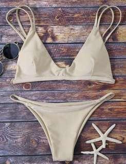 Zaful Bikini Size Large