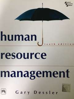 Human Resource Management 10th ed
