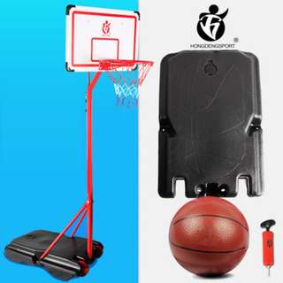 Hong Deng Basketball Set - Ring