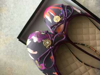 #letgo50 Marie Claire Purple Pumps (Size 8)