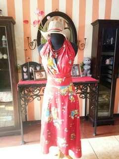 Baju kimono pantai