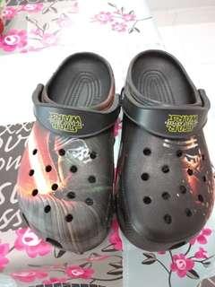 Crocs original Star wars edition size 7