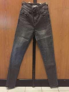 Denim Co Grey Skinny Jeans