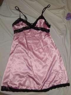 Silk nighties lingerie
