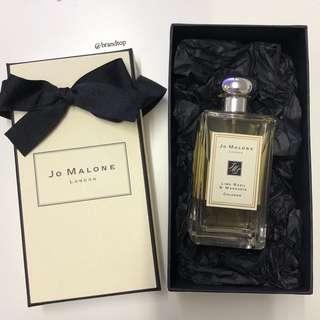Authentic Brand New Jo Malone London Lime Basil & Mandarin 100ml
