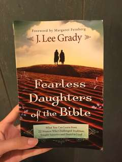 Fearless Daughters of The Bible