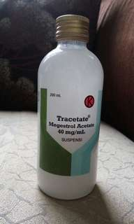Tracetate Suspensi sirup (Tracetate suspension syrup) 200 ml