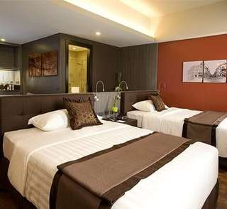 P12,000 worth F1 Hotel City Suite for two GC