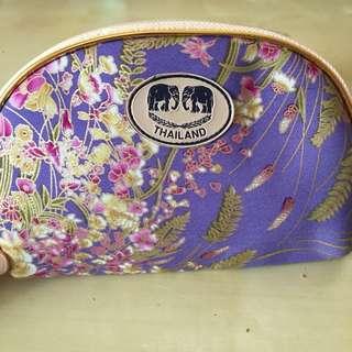 (袋)Floral pouch