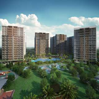 Parc Life EC: Choice Pool View 3 bedroom Apartments Available