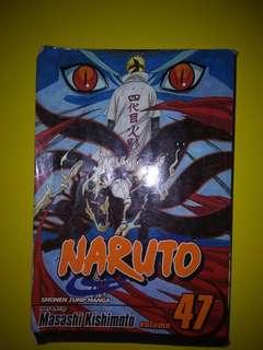 Naruto vol47