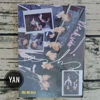 [Ready Stock] GOT7 - Eyes On You : Eyes ver (with poster & lookbook)