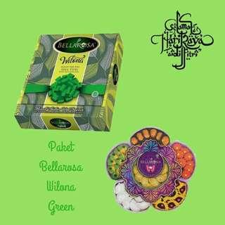 Paket Bellarosa Wilona Hijau