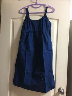 GAP maternity Navy dress size XS