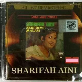 SHARIFAH AINI Seri Dewi Malam 24 Bit Remastered CD