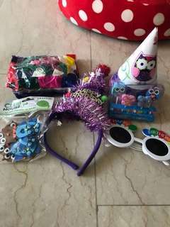 Party needs for SALE!!