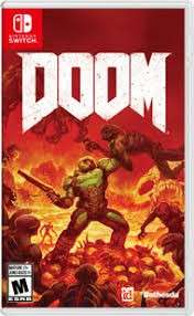 Nintendo Switch - Doom