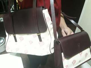 Genuine Leather Terno Bags by Phil Leather Collection