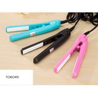 Catokan rambut catok rambut catok mini Hua Mei original murah - BHR014